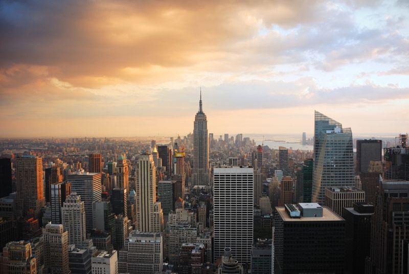 Wie hoch ist das höchste Gebäude in New York?